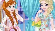 Игра Холодное сердце: Эльза и Анна Каваи