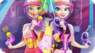 Игра Холодное сердце: Эльза и Анна путешествуют на Марс
