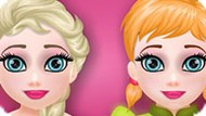 Игра Холодное сердце: Эльза и Анна у дантиста