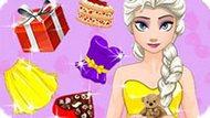 Игра Холодное сердце: Эльза и день Святого Валентина