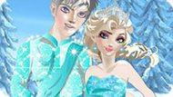 Игра Холодное сердце: Эльза и Джек на королевском балу
