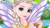 Игра Холодное сердце: Эльза летняя фея
