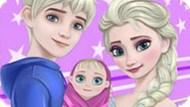 Игра Холодное сердце: Эльза переделывает детскую комнату