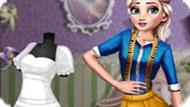 Игра Холодное сердце: Эльза портной