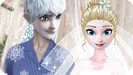 Игра Холодное сердце: Эльза после свадьбы