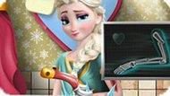 Игра Холодное сердце: Эльза сломала руку