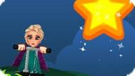 Игра Холодное сердце: Эльза собирает звезды