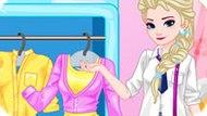 Игра Холодное сердце: Эльза собирается в колледж