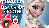 Игра Холодное сердце: Эльза стрелок по конфетам