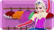 Игра Холодное сердце: Эльза танцовщица балерина