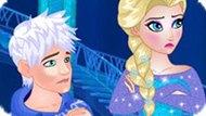 Игра Холодное сердце: Эльза уходит от Джека