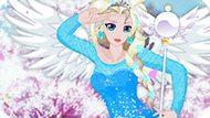 Игра Холодное сердце: Эльза в мире Аниме