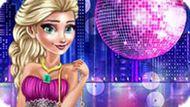 Игра Холодное сердце: Эльза в ночном клубе