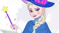 Игра Холодное сердце: Эльза в стиле Гарри Поттера