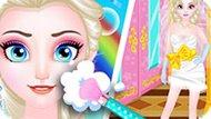 Игра Холодное сердце: Эльза выходит замуж