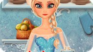 Игра Холодное сердце: Кексы от Эльзы