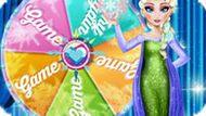 Игра Холодное сердце: Колесо фортуны Эльзы