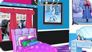 Игра Холодное сердце: Комната Анны