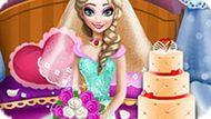 Игра Холодное сердце: Комната для медового месяца Эльзы
