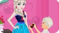 Игра Холодное сердце: Комната Эльзы к Дню Валентина