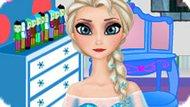 Игра Холодное сердце: Комната Эльзы