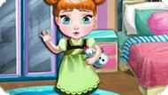 Игра Холодное сердце: Комната маленькой Анны