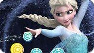 Игра Холодное сердце: Конфетная зума Эльзы