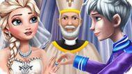 Игра Холодное сердце: Королевская свадебная церемония