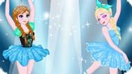 Игра Холодное сердце: Королевский балет Эльзы и Анны