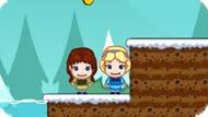 Игра Холодное сердце: Королевское приключение Эльзы и Анны
