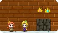 Игра Холодное сердце: Корона Эльзы и Анны