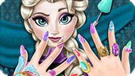 Игра Холодное сердце: Красивые руки Эльзы