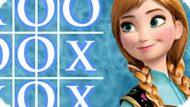 Игра Холодное сердце: Крестики нолики с Анной