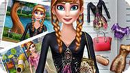 Игра Холодное сердце: Кукла Анна