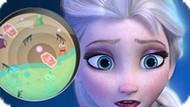 Игра Холодное сердце: Лечение уха Эльзы