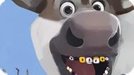 Игра Холодное сердце: Лечить зубы Свену