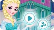 Игра Холодное сердце: Ледяной замок Эльзы