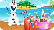 Игра Холодное сердце: Летние каникулы Олафа