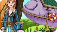 Игра Холодное сердце: Летучий корабль Анны