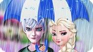 Игра Холодное сердце: Любовь в дождливый день