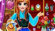 Игра Холодное сердце: Магазин Анны