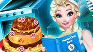 Игра Холодное сердце: Магазин сладостей Эльзы