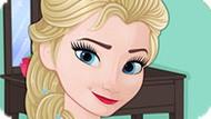 Игра Холодное сердце макияж: Королева Эльза