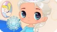Игра Холодное сердце: Малышка в Диснейленде
