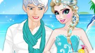 Игра Холодное сердце: Медовый месяц Эльзы и Джека