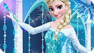 Игра Холодное сердце: Мода Эльзы