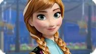 Игра Холодное сердце: Найди фрагмент с Анной