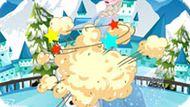 Игра Холодное сердце: Несчастный случай на катке