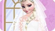 Игра Холодное сердце: Невеста Эльза