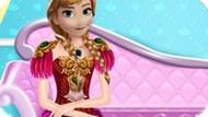 Игра Холодное сердце: Ногти принцессы Анны